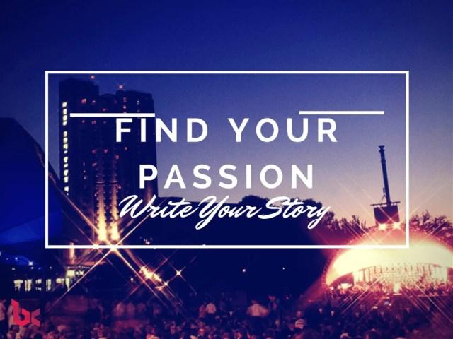 Menulis dengan passion viarelentlesswriters.blogspot.com