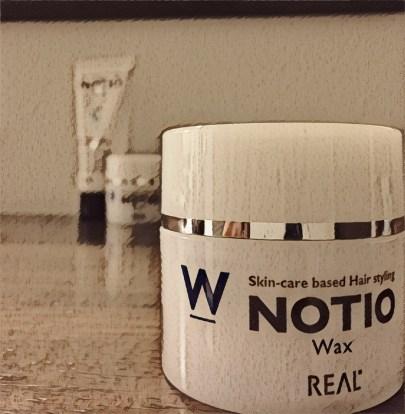 NOTIOワックスの画像