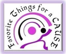Favorite Things for a CAUSE Logo
