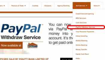 Setting up PayPal in Kenya using Equity bank- Updated 2016