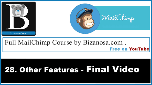 free full mailchimp course