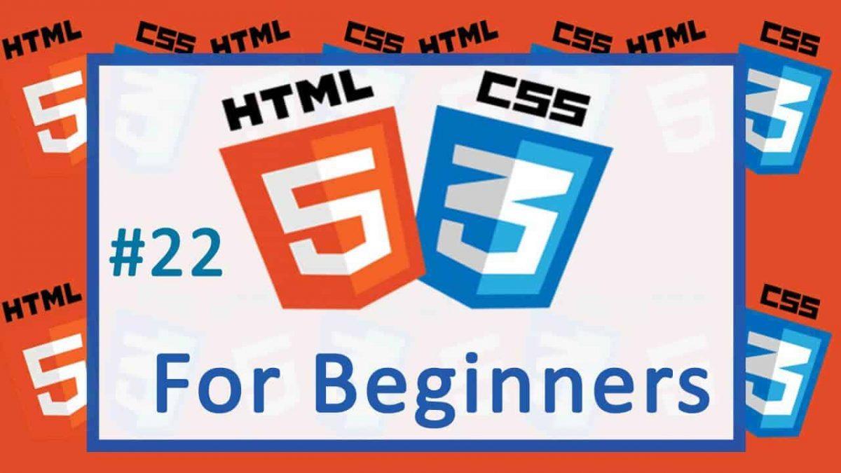 CSS Selectors – Attribute Selectors