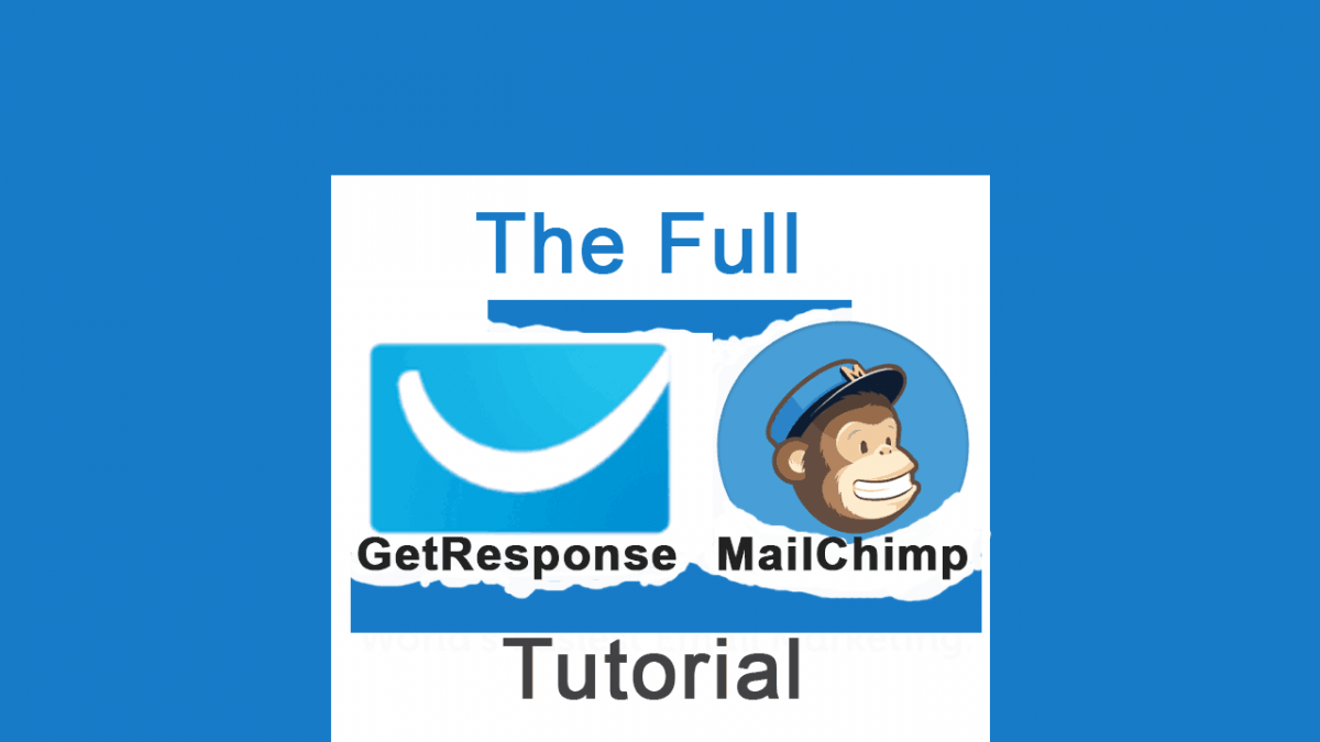 Learn both Mailchimp and Getresponse