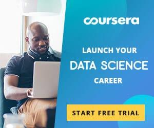 Learn Data science on Coursera