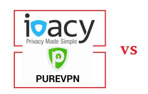 ivacy vpn vs pure vpn