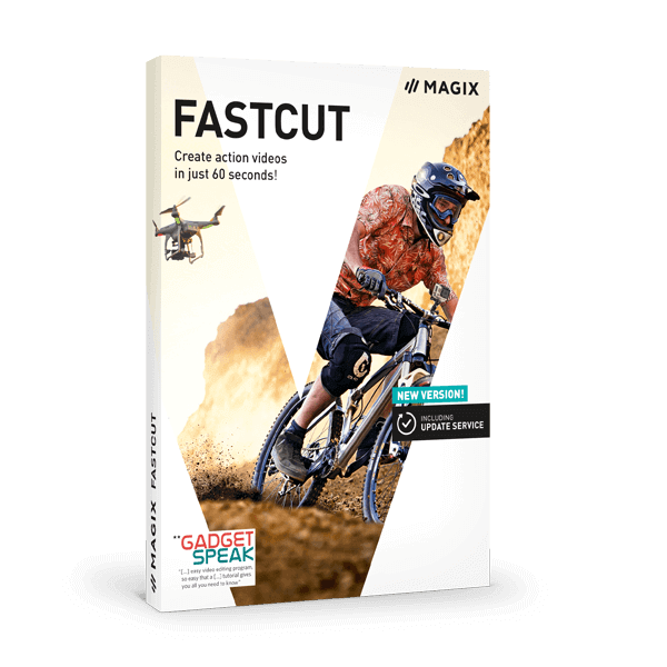 MAGIX Fastcut:
