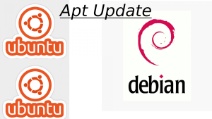 update ubunut or update debian