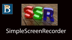 Simple Screen Recorder Tutorial