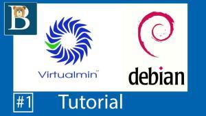 Free Virtualmin Tutorial on Debian 10 - LEMP stack