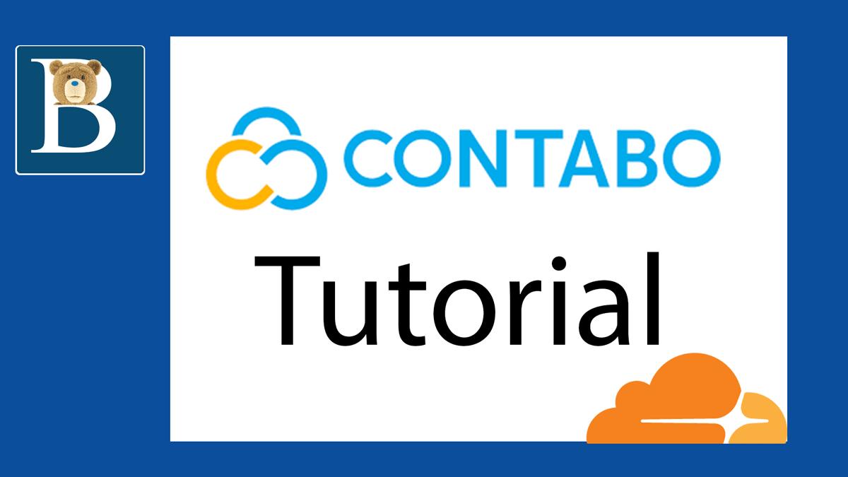 Contabo Tutorial - Contabo Dashboard Overview - Contabo VPS Tutorial