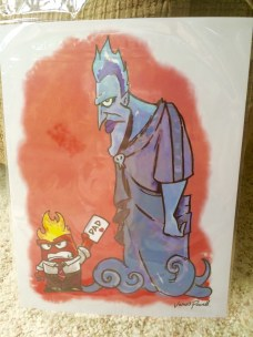Inside Out Hades Art