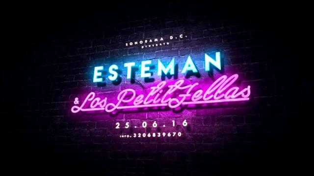 Concierto Esteman y Los Pettit