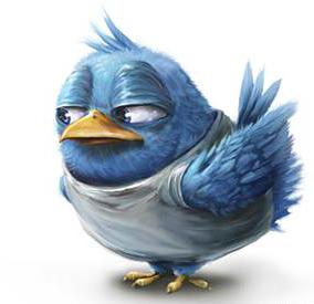 BIZBoost Spoiled Twitter Bird