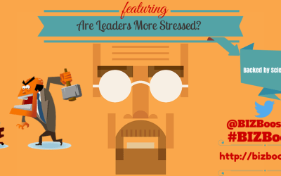 Are Leaders More Stressed?