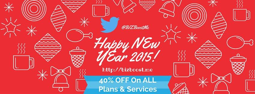 BIZBoost New Year OFF