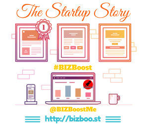 The Startup Story - Facebook #BIZBoost Creative
