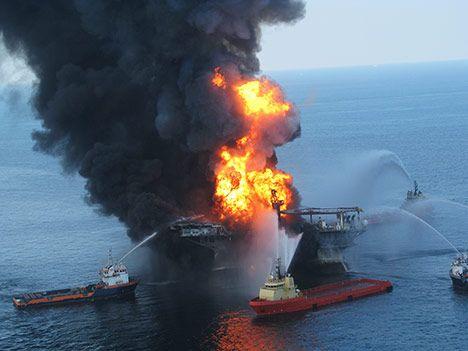 BP Crisis Management, PR Misfires — a Case Study