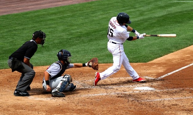 Marketing/Sales: How to Win Like a Big-League Player