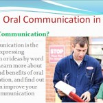 What is Oral Communication in Business-Definition-Meaning
