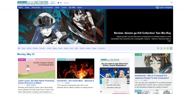 Anime News Network