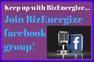 join BizEnergize Dallas facebook group