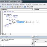 VBAでFor文と親和性の高いCellsオブジェクトを使い倒す!