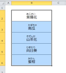 Excel_ふりがな_5