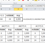 【Excel講座】INDIRECT関数を使って異なる範囲を検索する5つの手順