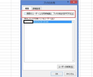 Excel_共有_解除_3