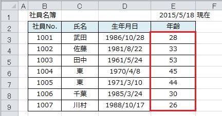 Excel_年齢_4