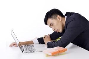 やる気が出ない、眠い時の5つの改善策
