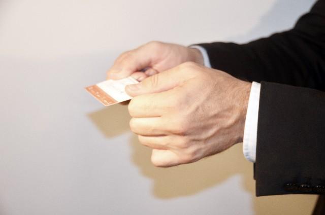 名刺交換の作法6つのポイント