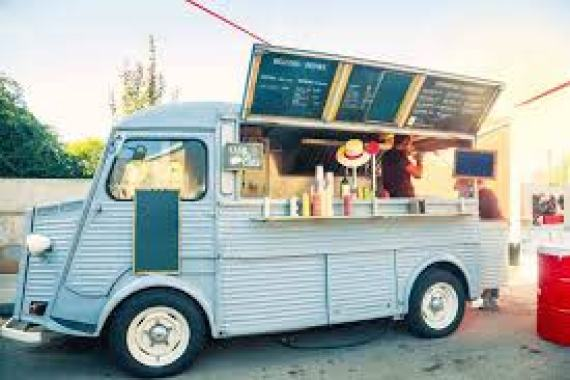Truck food business