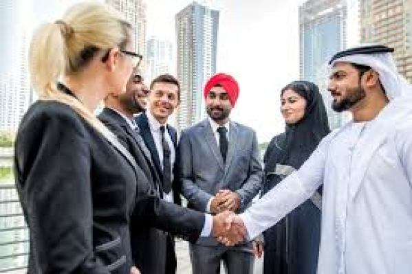Business startup in United Arab Emirates