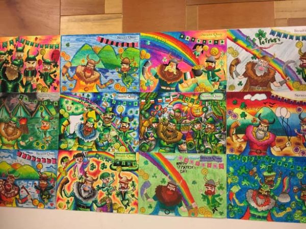 children's colouring contest 2