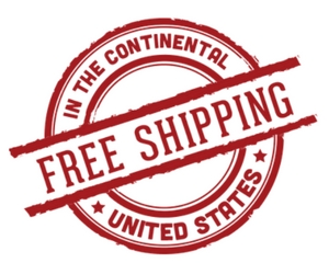 Free Shipping - US nation wide