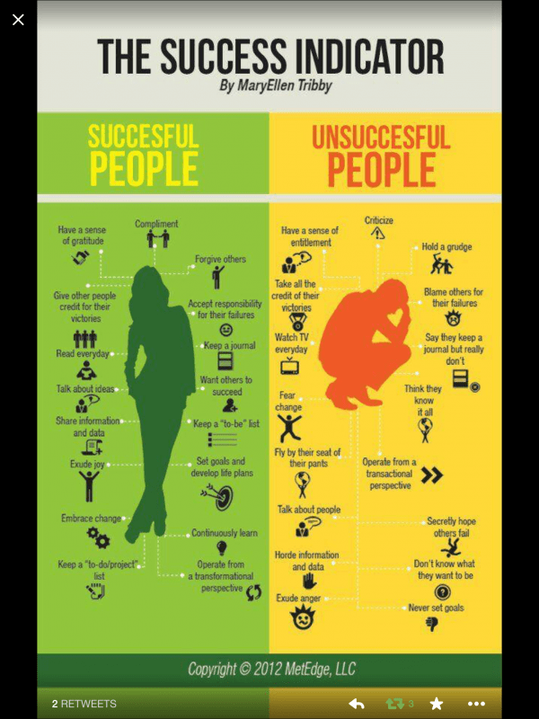 The Success Indicator