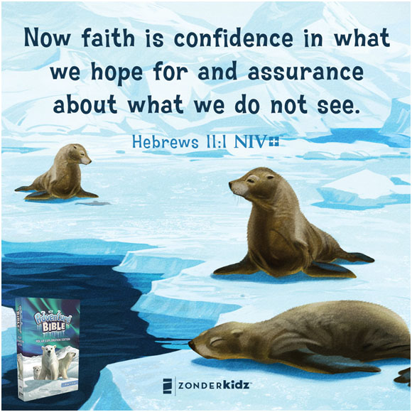 Now Faith is the confidence in what we hope for