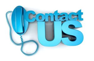 CONTACT US - FOR FEEDBACK & SUPPORT