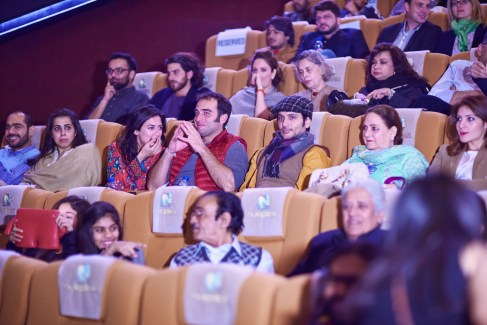 Guests in Attendance at the launch of - #IsmailKaUrduSheher #MarkingsPublishing (1)