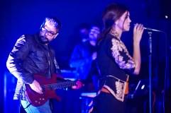 Sara Haider, Omran Shafique and Zohaib Kazi - live performance - #IsmailKaUrduSheher #MarkingsPublishing