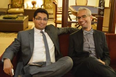 Adnan & Ali Hayat