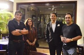 Ismail Jilani, Mehnaz Alavi Diwan, Hashim Raza & Wajahat Rauf