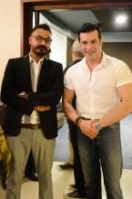 Moammar Rana & Hassan