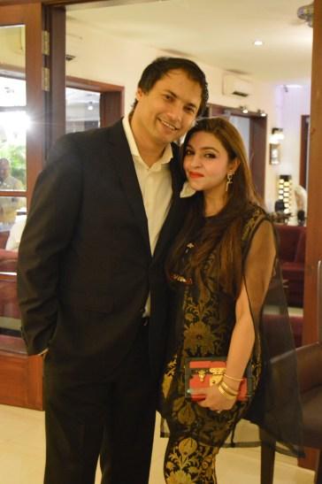Mr & Mrs Hashim Raza