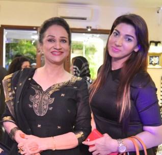 Sana and Bushra Ansari