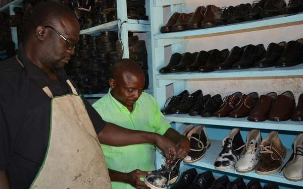 Rabbit business in Kenya