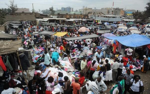 Gikomba Market Days