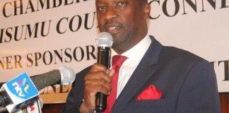 Kiprono Kittony, Chairman Kenya Chamber