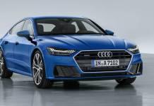 2019 Audi A7 Sportback